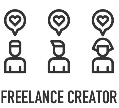 freelance creator